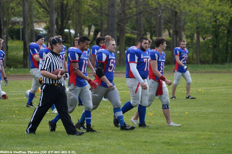 Gameday 26.04.2014 | Varlets vs. Berlin Bears