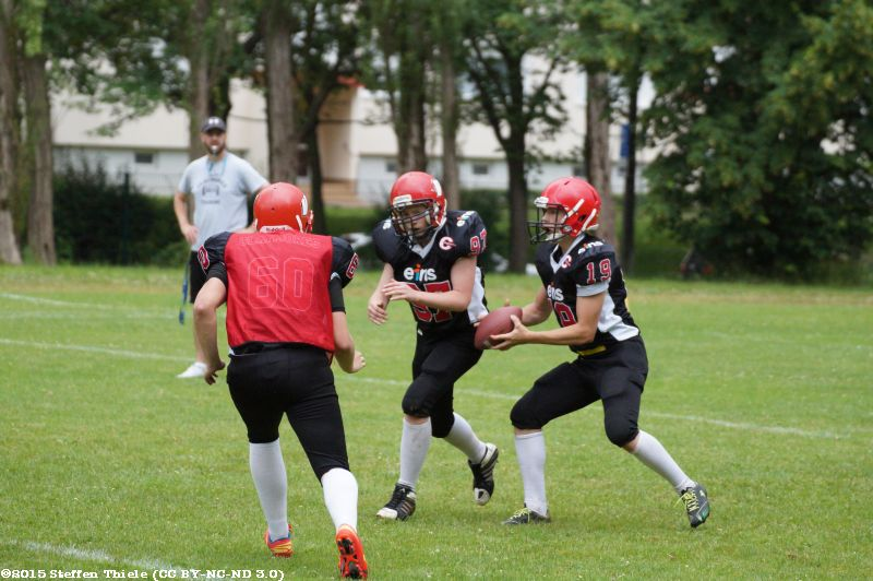 27.06.2015 Scrimmage Claymores