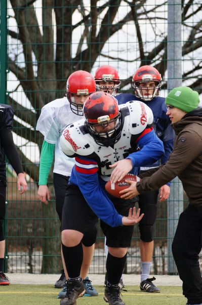 30.01.2016 Varlets + Claymores Training