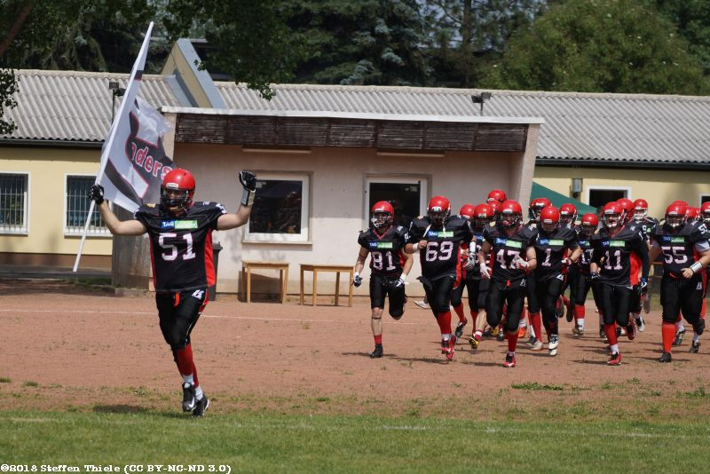 Gameday 10.06.2018 | Crusaders vs. Erfurt Indigos