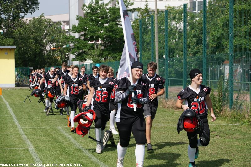 Gameday 15.06.2019 | Claymores @ Leipzig Lions